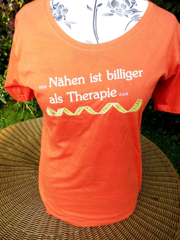 Geschenkartikel T Shirt Xl Nähen Ist Billiger Orange