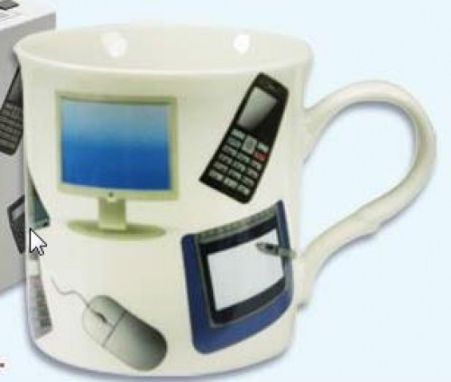 Becher Office Computer Mug Tasse